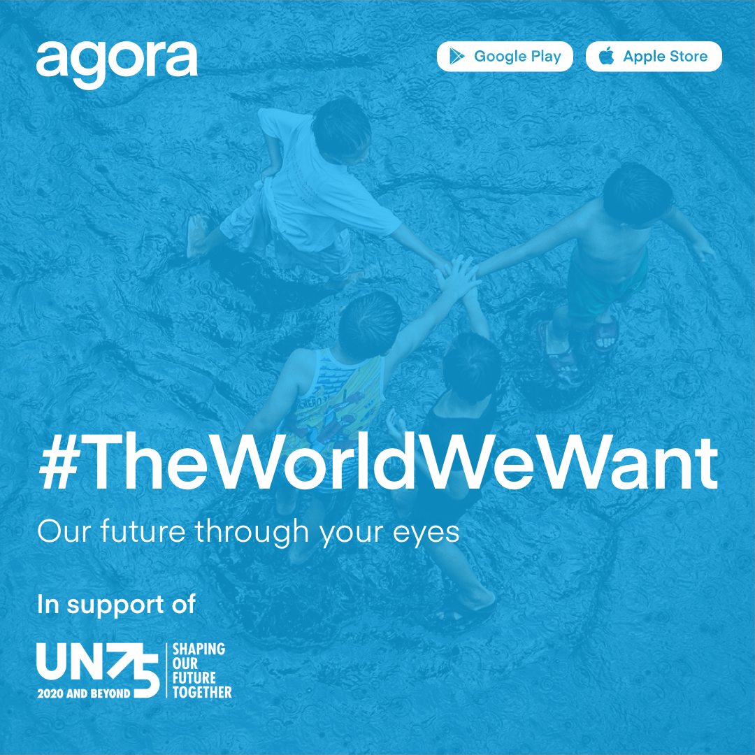 UN75: Online Photography Competition by Agora Images in support of UN75