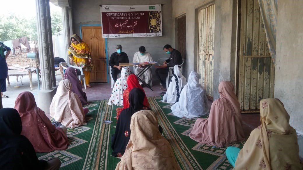 Planting seeds in the new normal: Rural women in Pakistan amid COVID-19