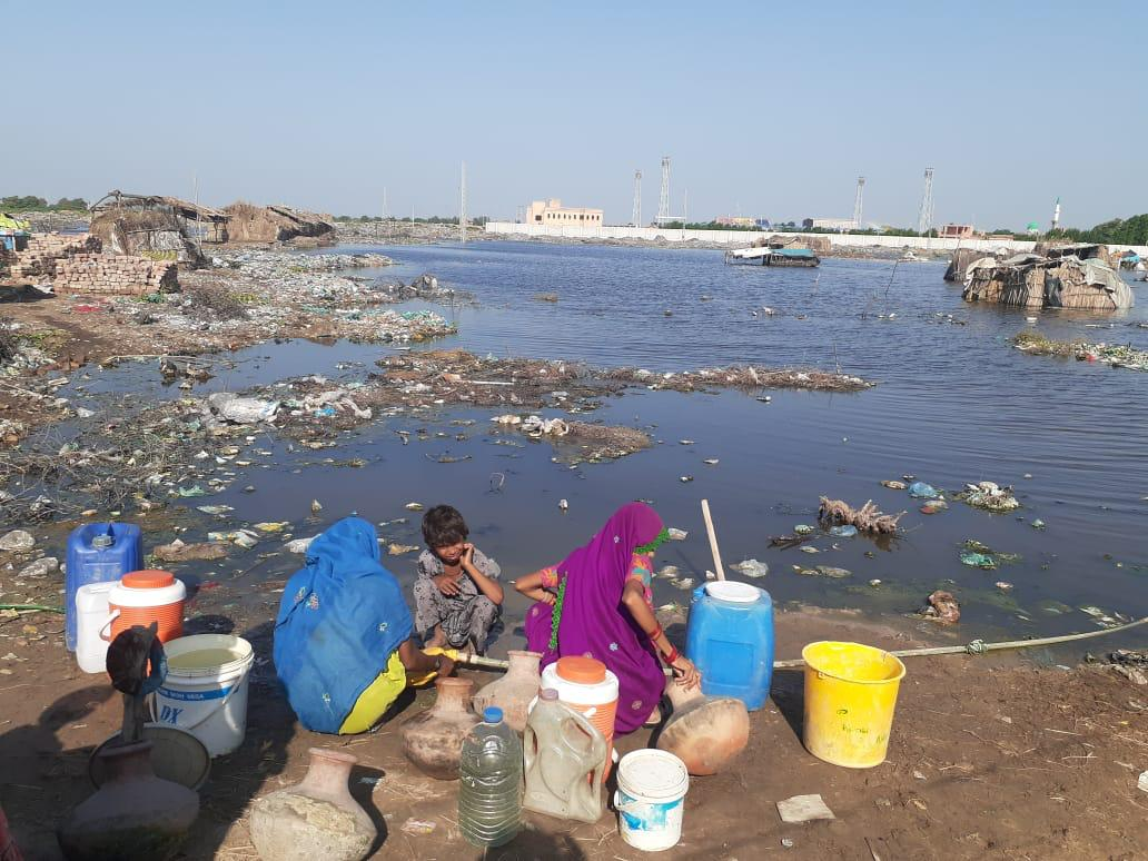 Assisting Impoverished Marginalized Communities in Floods Ravaged Rural Sindh