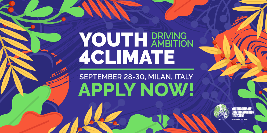 What is Youth4Climate: Driving Ambition