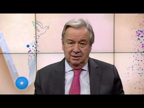 Secretary-General António Guterres video message on World Press Freedom Day, 3 May 2021