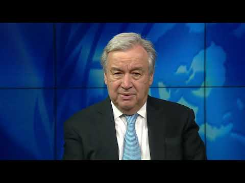 Secretary-General António Guterres video message on the Day of Vesak, 26 May 2021