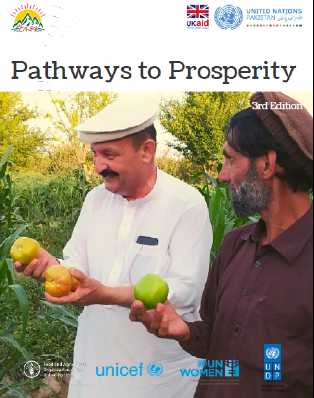 Pathway to Prosperity - A collection of Naway Wraz Programme's success stories