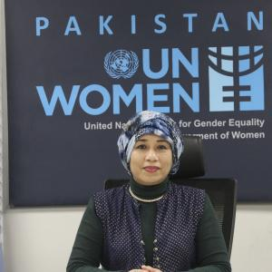 Ms. Sharmeela Rassool, Country Representative, UN Women Pakistan ‎